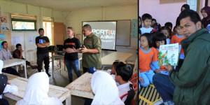 Wildlife-awareness-by-visiting-schools