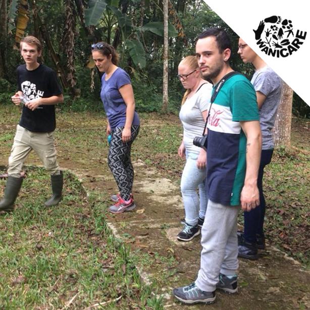 Aeres Cikananga Wanicare Groenhorst studenten Indonesie IV
